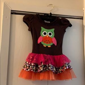 Dress 2T/3T Emily Rose Pre Owned